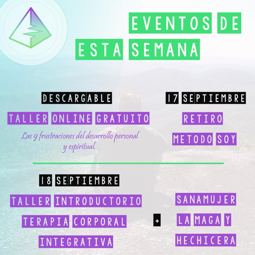 eventos septiembre