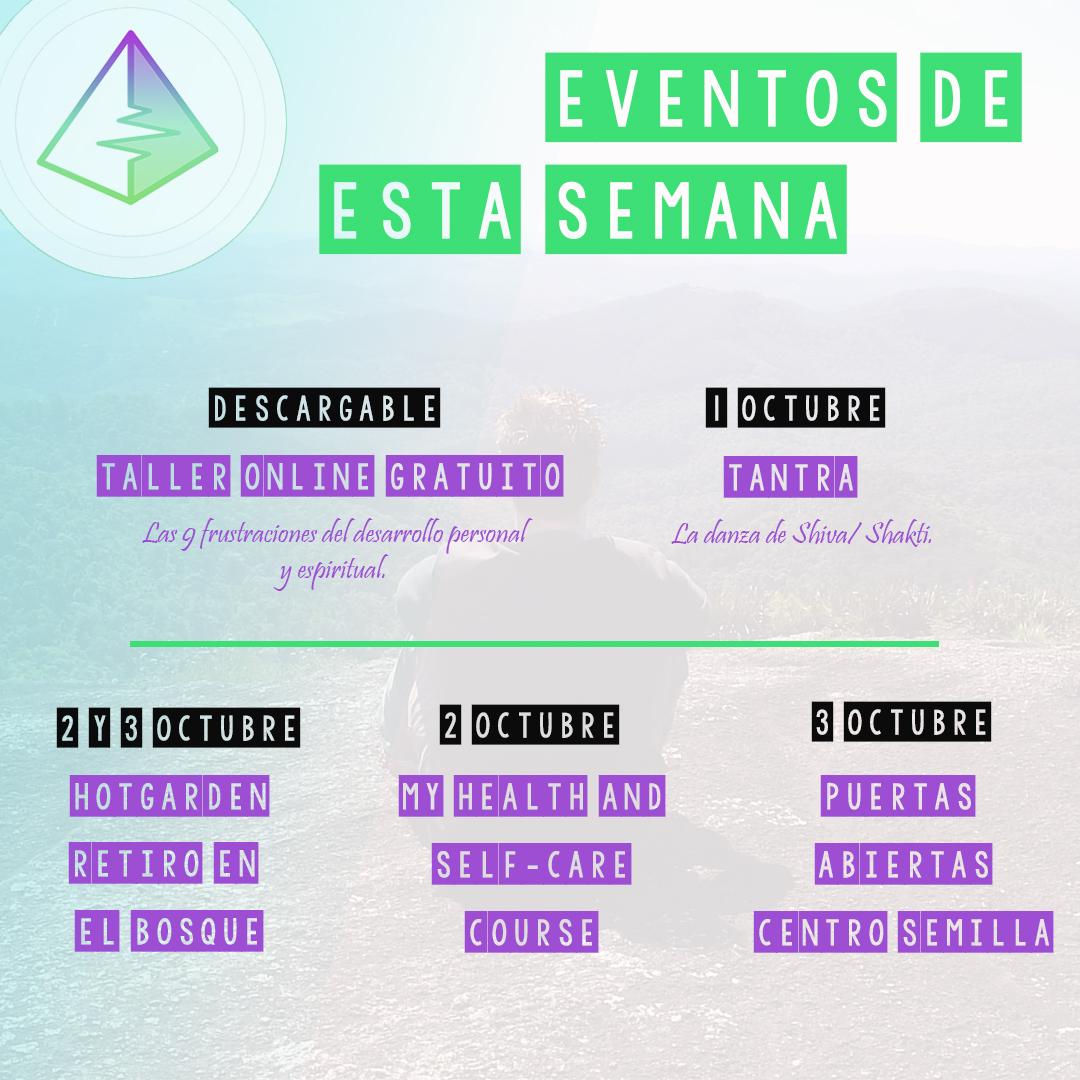eventos octubre